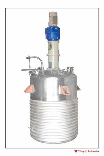 Stainless Steel Pressure Vessel