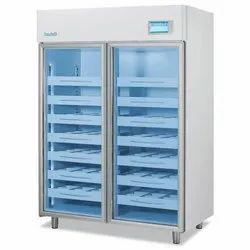Blood Bank Refrigerators and Plasma Freezers