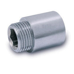 A K Chrome Plated CP Extension Nipples, Size: 2 inch