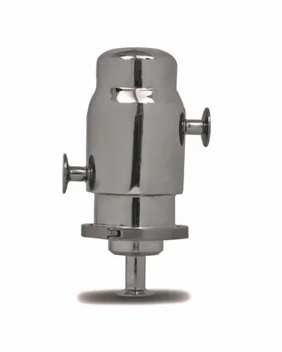 Stainless Steel Steam Jacketed Vent Filter Housing