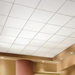 Acoustic Fibre Ceiling Tile