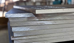 Stainless Steel HR Plates