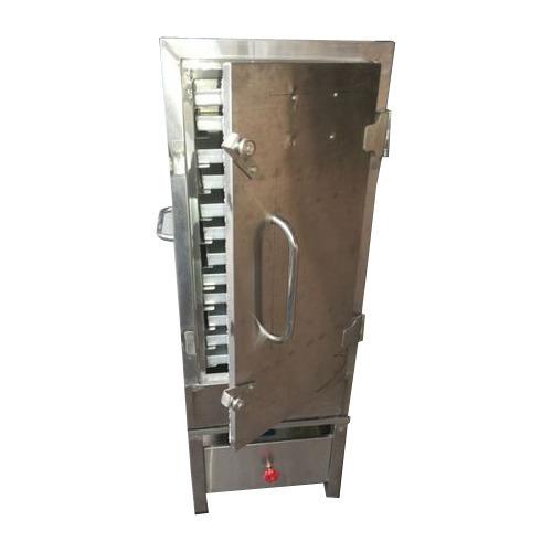 Khaman Dhokla- Idli Steamer, Capacity: 6 Tray