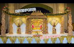 Wedding planners wedding event management system in india south indian themed wedding decoration junglespirit Choice Image
