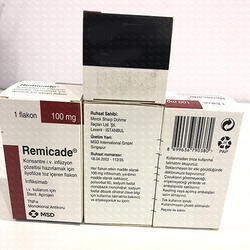 Remicade Injection 100 mg