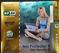 Net Protector Total Security Antivirus 2019