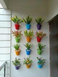 Virgin Plastic Vertical Garden Planter