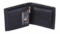 Black VT Leather Wallet