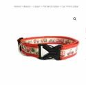 Dog-o-bow Polyester Printed Dog Collar