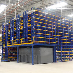Heavy Duty Multi Tier Racks