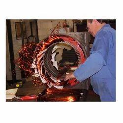 Motor Repairing & Rewinding