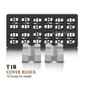 T18 Cover Block Mould