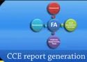 CCE Report Card Generation Services
