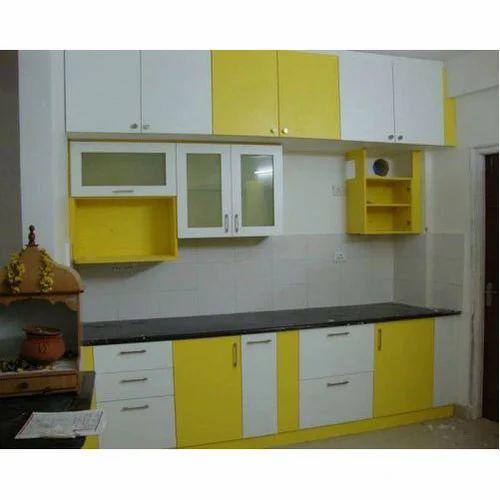 Designer L Shaped Modular Kitchen At Rs 2500 Square Feet: Modular Kitchen, Modern Kitchens, Modular Kitchen