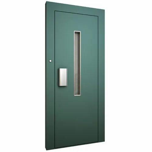 Side opening Automatic Elevator Swing Door