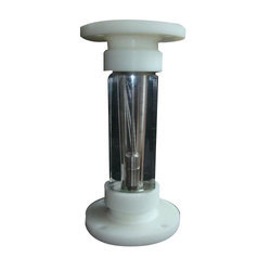 Acrylic Flanged Rotameter