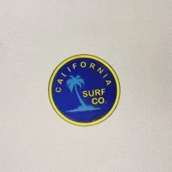 Waterproof Silicon Rubber Label