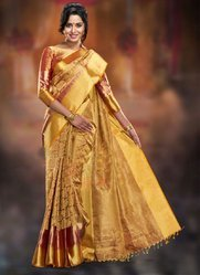 916335339fb952 Wedding Wear Kancheepuram Silk Kanchipuram Wedding Silk Saree