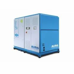 Lento Series Oil Free Screw Compressor