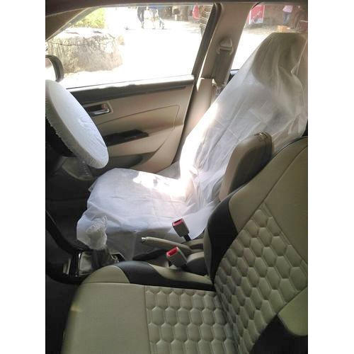Disposable Car Front Seat Cover