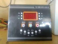 Voltage Stabilizer Control Card