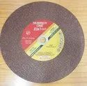 Number One A24 Brown Cutting Wheel For Heavy Duty Work