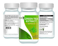 Green Tea Extract Capsule