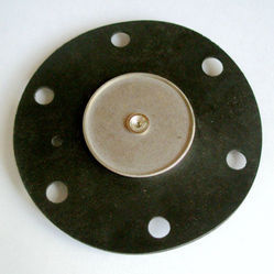 Customized Rubber Diaphragms