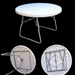 Round Folding Table 3 Dia