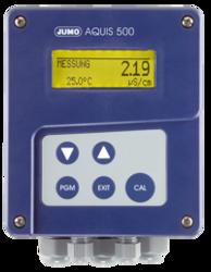 Jumo Aquis 500cr - Transmitter / Controller dor Conductivity