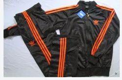 Adidas Black Winter Tracksuit