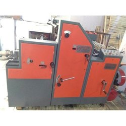 D Cut Two Color Printing Machine