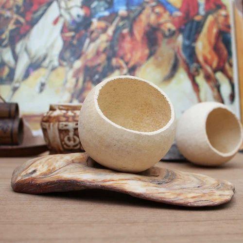 ZENX Natural / Bleached Bell Cup