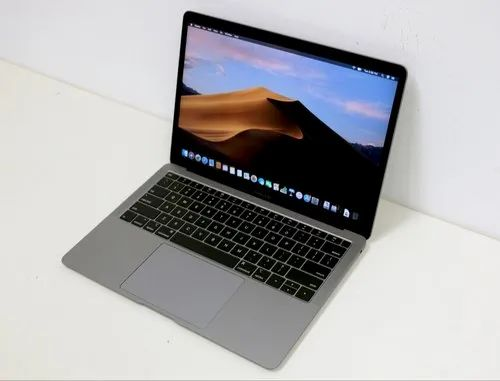 Silver Apple Macbook Air, Screen Size: 13 3 Inch, Model Number