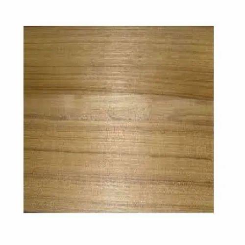Brown Natural Veneer Sheet, Thickness: 4 Mm, For Furniture