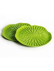 Leaf Tea Coaster Kitchen Utensils