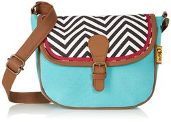 CIYAPPA Women And Girls Crossbody Canvas Shoulder Sling Bag For Shopping/Travel