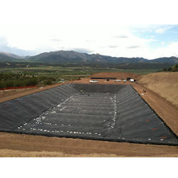 HDPE Liners, For Pond Lining, Thickness: 0.10-1.5 Mm