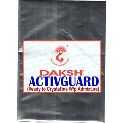 DAKSH Grey Activguard Ready To Use Admixture For Coating, Packaging Type: Packet