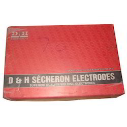 D&H Secheron Shielded Metal Arc Welding Electrode