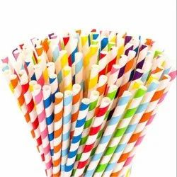 Bio Degradable Paper Straws