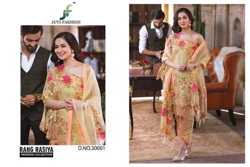 1e16a6aae0 Rang Rasiya Premium Collection Cotton Fabric Salwar Suits, Rs 1199 ...