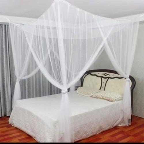 Synthetic Bed Fancy Mosquito Net Size 6x3 Feet 6x4 Feet