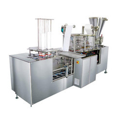 Automatic Cup And Glass Filling Machine For Juice