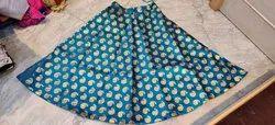 Banarsi Silk Skirt