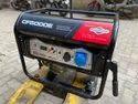 Open Frame 5000 Watts Briggs And Stratton Portable Generator