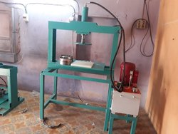 Manual Paper Dish Making Machine