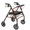 Heavyduty Geriatric Walker Rollator