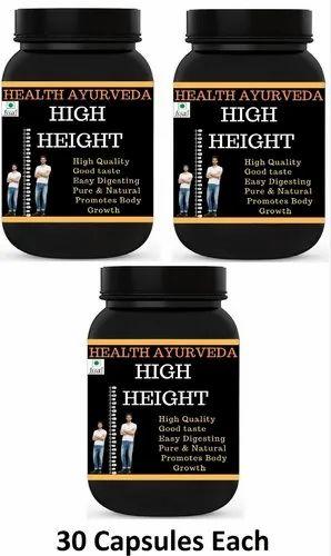 Height Badhane Ki Dawa Herbal Capsule - Berkshireregion