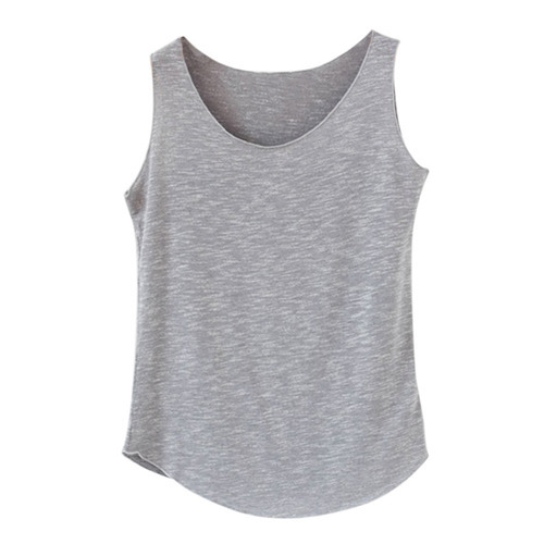 Ladies Sleeveless T-Shirt at Rs 90  piece  677c8f7a2b49